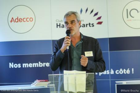 Club d'Entreprises des Hauts-Sarts - BM - Ville de Herstal